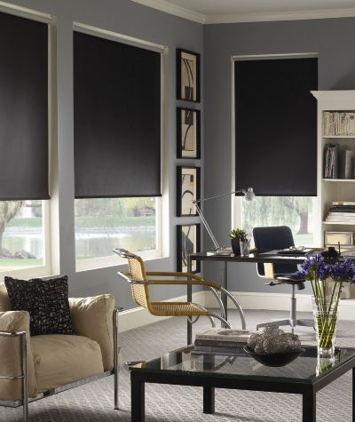 Roller And Solar Shades - Premium Roller Shades