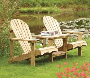 Wooden Garden Furniture For Sale Free UK Delivery GardenSite Co Uk