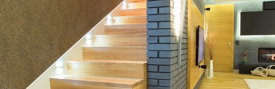 How to Use Step Lights in Indoor Spaces