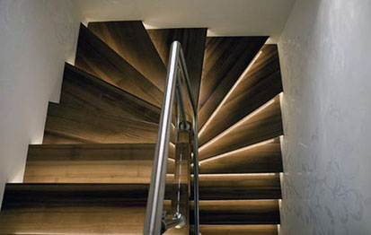 Staircase Lighting u2013 A Buyers Guide