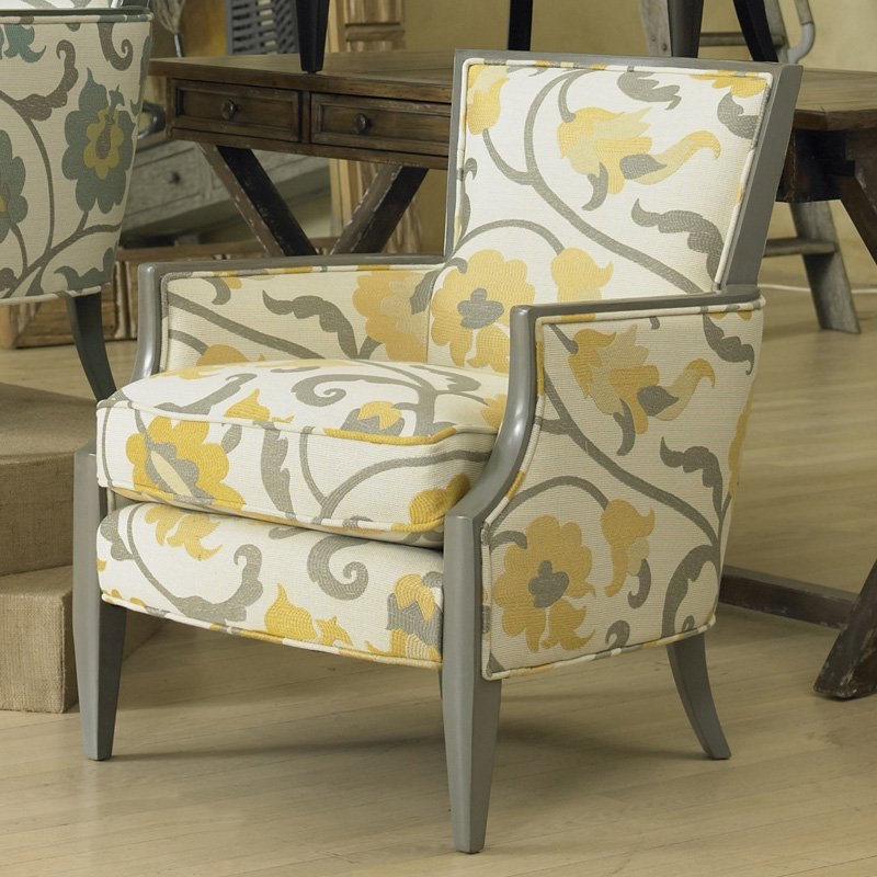Yellow And Grey Chairs