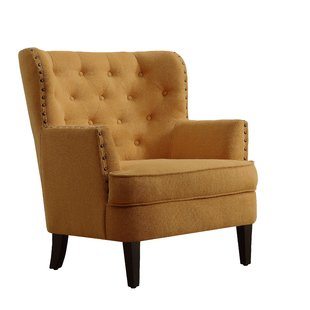 Solid Yellow Accent Chairs
